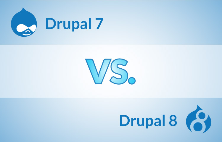 Main Differences Between Drupal 7 and Drupal 8 | Complete Chain